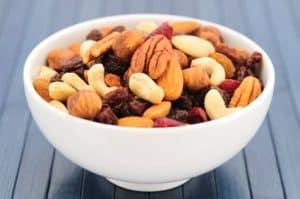 4 Snacks saludables para controlar la ansiedad