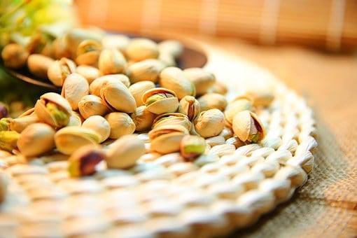 Snack con pistacho para la ansiedad