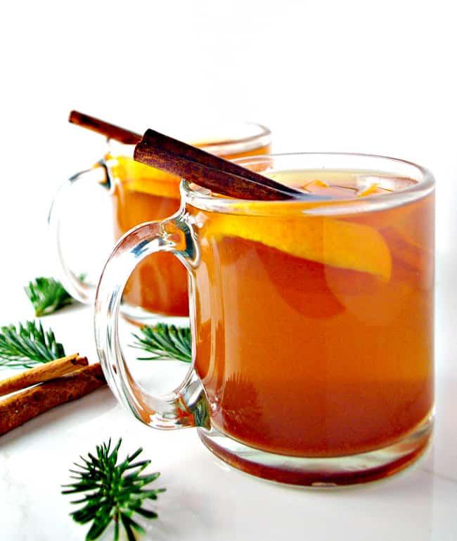 Ansiedad y té de canela