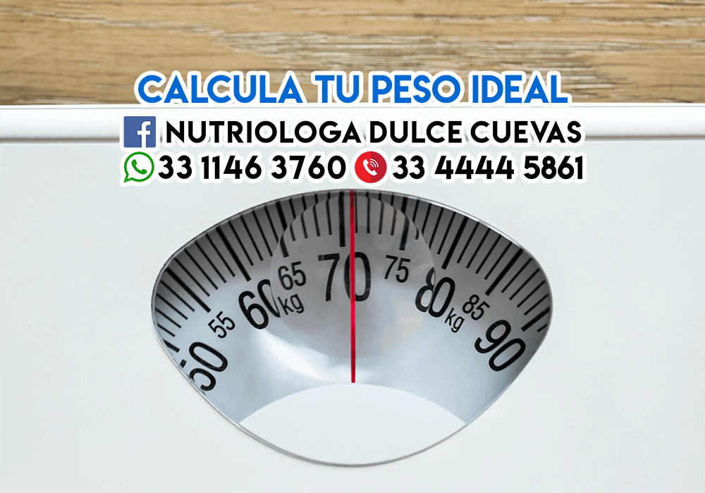 Calculadora de Peso ideal