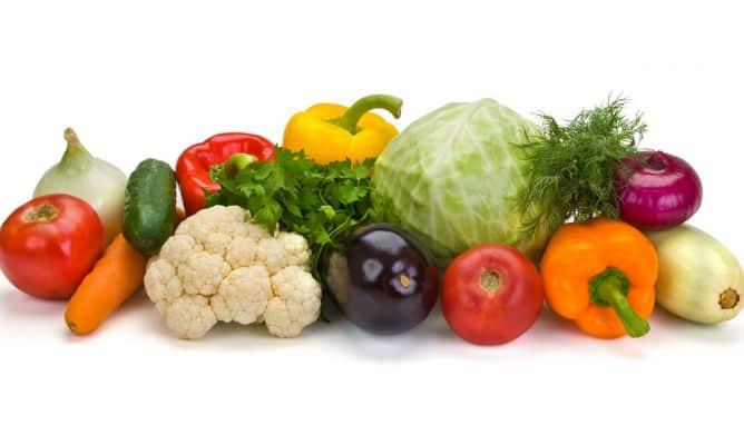 verduras fibra- Disminuye la inflamación y el Estreñimiento Crónico